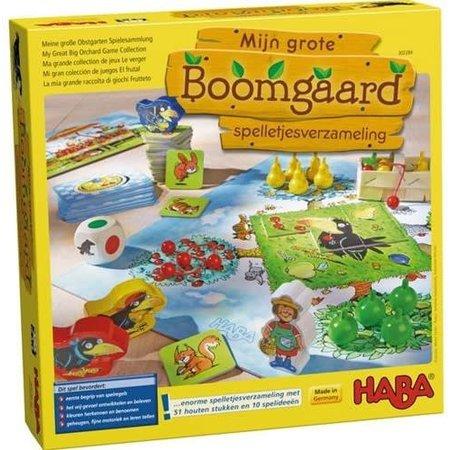 Haba Boomgaard spellenverzameling