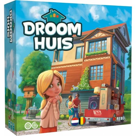 Chronicle Games Droomhuis BS**