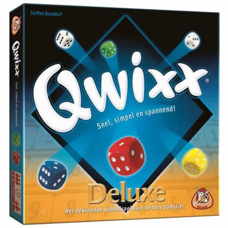 White Goblin Games Qwixx: Deluxe