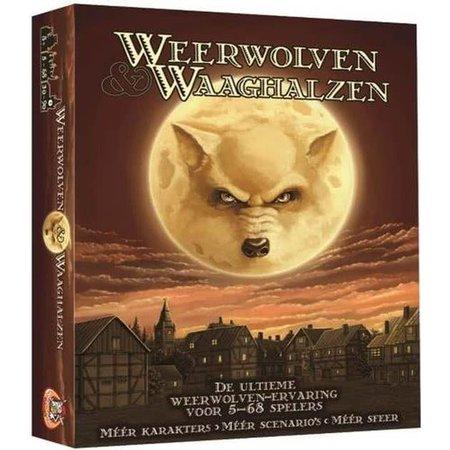 White Goblin Games Weerwolven en Waaghalzen