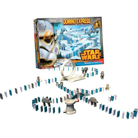 Goliath Domino Express: Star Wars Assault on Hoth