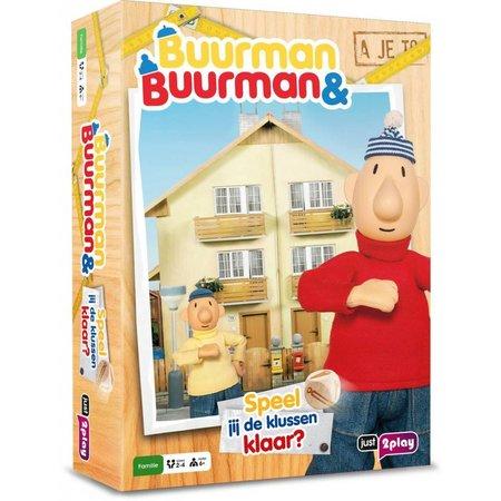 Just Games Buurman & Buurman het Bordspel