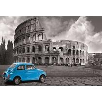 Colosseum Rome - zwart wit (1000)