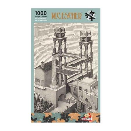 Puzzelman Escher: Waterval (1000)