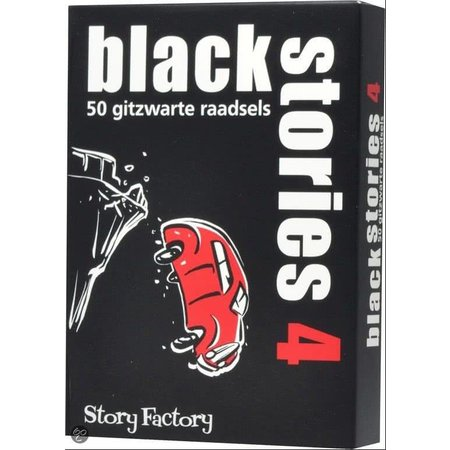 Story Factory Black Stories 4