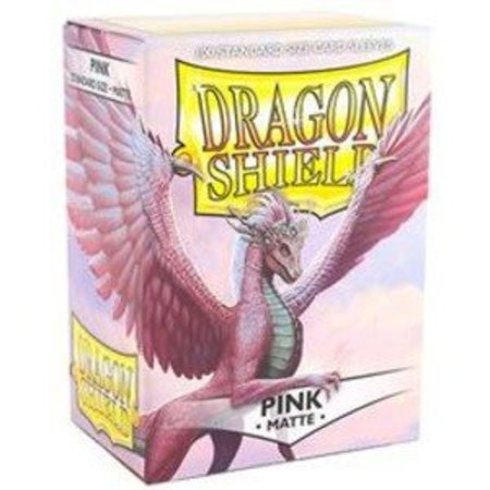 Arcane Tinman Dragon Shield: Pink Matte