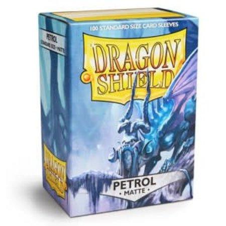 Arcane Tinman Dragon Shield: Petrol Matte