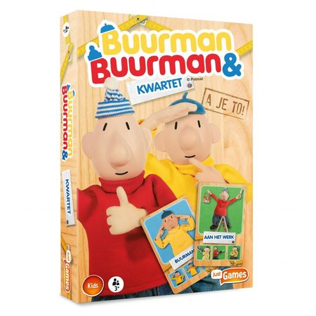 Just Games Buurman & Buurman Kwartet