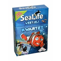 Sealife Kwartet spel - Identity Games