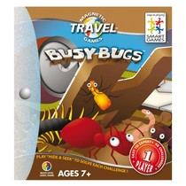 Magnetic Travel Busy Bugs