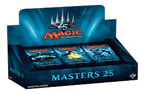 Magic Masters 25 nu te koop.