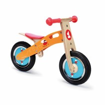 Scratch - Balance Bike (small) Racende Vliegen (loopfiets)
