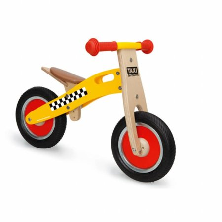 Scratch Scratch - Balance Bike (small) Taxi (loopfiets)