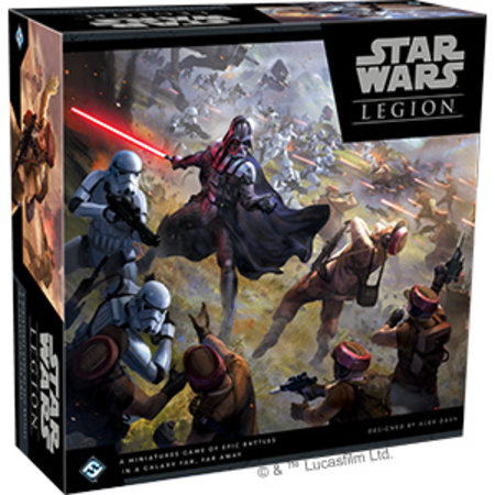 Fantasy Flight Star Wars Legion: Basisdoos