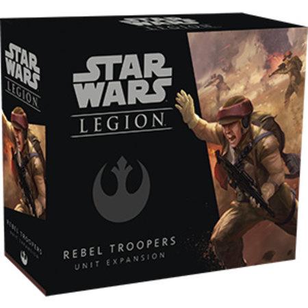 Fantasy Flight Star Wars Legion: Rebel Troopers Unit Expansion
