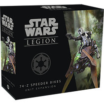 Star Wars Legion: 74-Z Speeder Bikes Unit Expansion