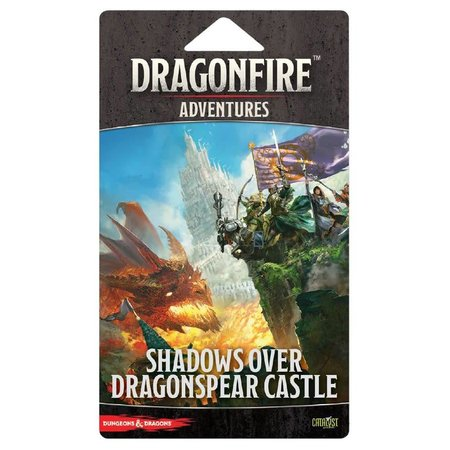 catalyst game labs D&D - Dragonfire Adventure Pack: Shadows over Dragonspear Castle