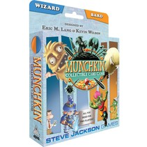Munchkin CCG: Bard/Wizard Starter Set