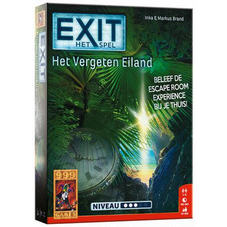 999-Games Exit - Het Vergeten Eiland