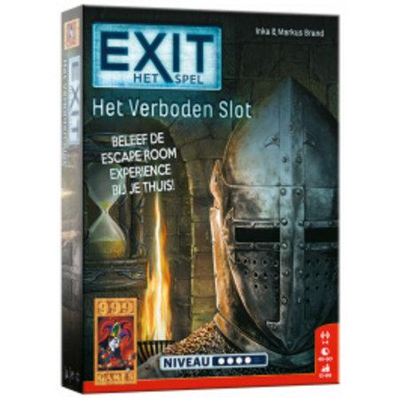 999-Games Exit - Het Verboden Slot