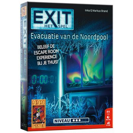 999-Games Exit - Evacuatie van de Noordpool