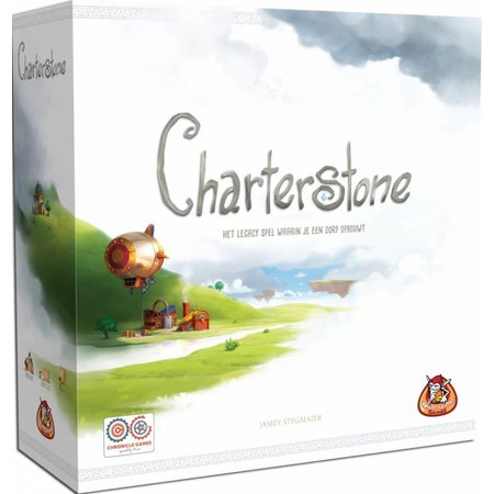 White Goblin Games Charterstone (NL)