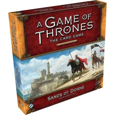 Fantasy Flight Game of Thrones 2nd LCG: Sands of Dorne