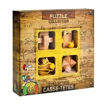 Wooden Puzzles Collection Expert
