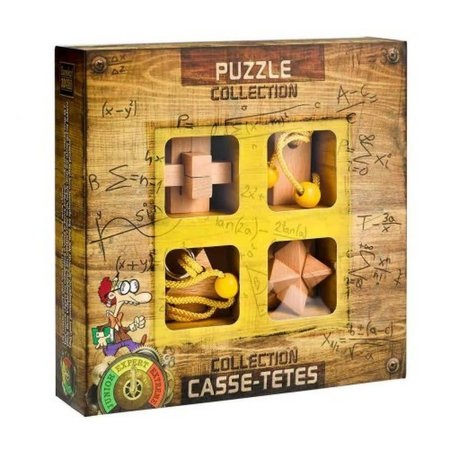 Eureka Wooden Puzzles Collection Expert