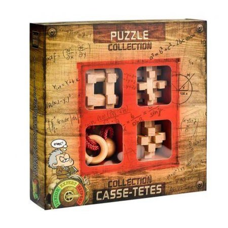 Eureka Wooden Puzzles Collection Extreme