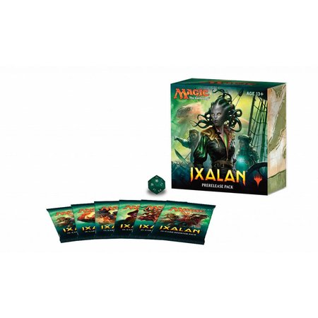 Wizards of the Coast MTG Ixalan Prerelease Pack