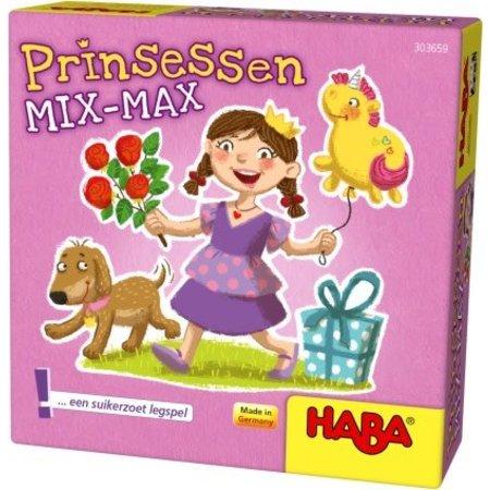 Haba HABA Minispel Prinsessen Mix-Max