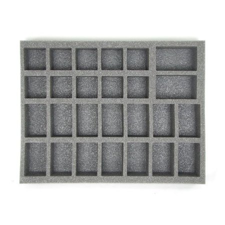 Battlefoam Warhammer 40,000 Large Model Troop Foam Tray