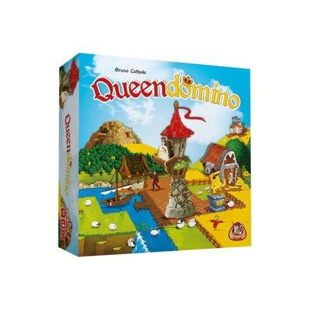 White Goblin Games Queen Domino**