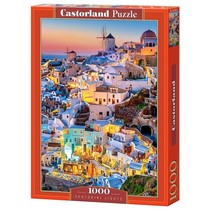 Santorini Lights (1000)