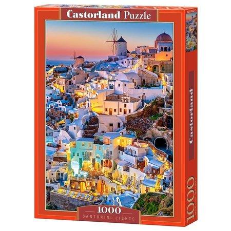Castorland Santorini Lights (1000)
