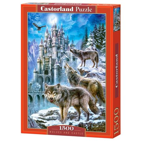 Castorland Wolves and Castle (1500)