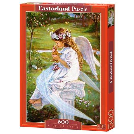 Castorland Kissing Kitty (500)