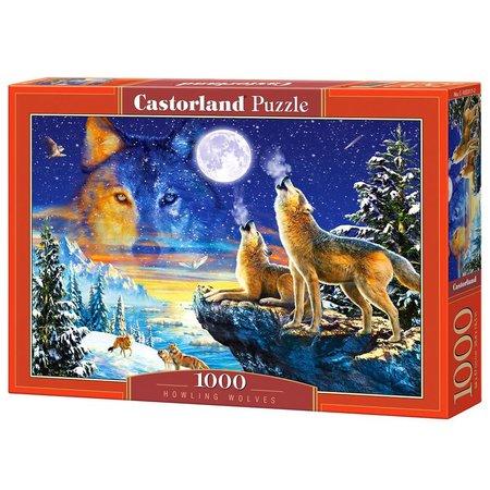 Castorland Howling Wolves (1000)