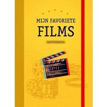 Mijn favoriete films notitie boekje