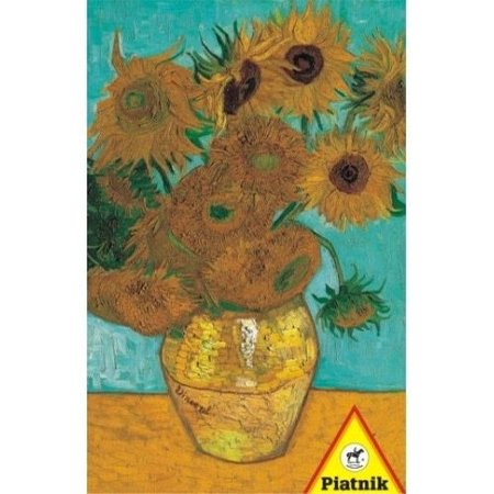 Piatnik Vincent van Gogh: Zonnebloemen (1000)