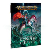 Age of Sigmar 2nd Edition Rulebook Order Battletome: Idoneth Deepkin (HC)