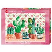 Heye: Cactus Family (1000)