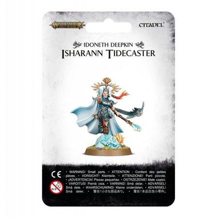 Games Workshop Age of Sigmar Aelves Idoneth Deepkin: Isharann Tidecaster