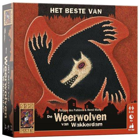 999-Games Het beste van de Weerwolven van Wakkerdam