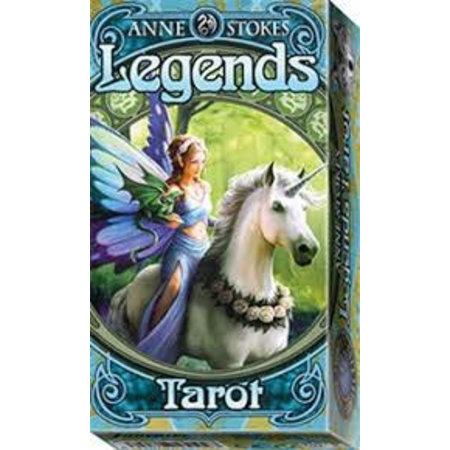 U.S. Playing Card Company Tarot Kaarten: Anne Stokes Legends
