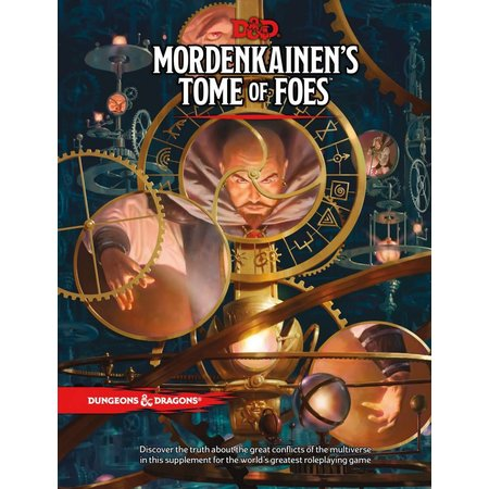 Wizards of the Coast D&D 5th Edition Expansion: Mordenkainen's Tome of Foes