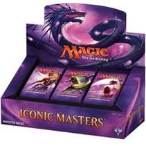 MTG IMA Iconic Masters boosterbox
