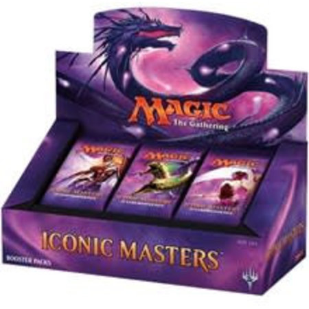 Wizards of the Coast MTG IMA Iconic Masters boosterbox
