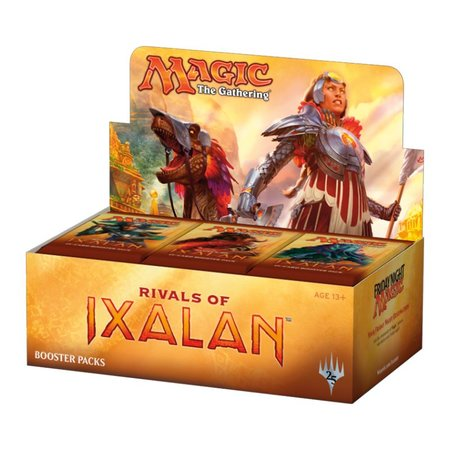 Wizards of the Coast MTG RIX Rivals of Ixalan boosterbox
